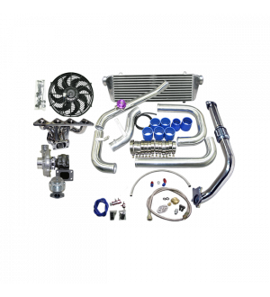 CX Racing Turbo Kit for Honda Civic & Integra with B16 B18 B20 B-Series Engine
