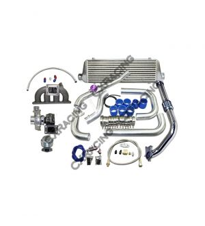 CX Racing T3/T4 Turbo Kit For 92-00 Honda Civic with D15 D16 D-Series SOHC Engine