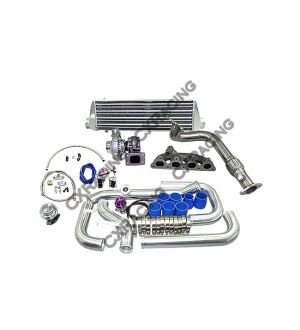 CX Racing Turbo Intercooler Kit For 92-00 Honda Civic with D15 D16 D-Series SOHC Engine
