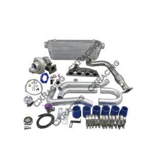 CX Racing Turbo Intercooler Kit For 92-00 Civic EK EG D15 D16 D SOHC