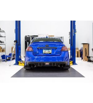 OLM SINGLE POINT PAINT MATCHED DUCKBILL TRUNK SPOILER 2015+ WRX / 2015+ STI