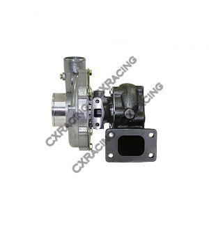 CX Racing Turbo Intercooler Kit + Radiator Fan Ram Manifold For Civic D15 D16