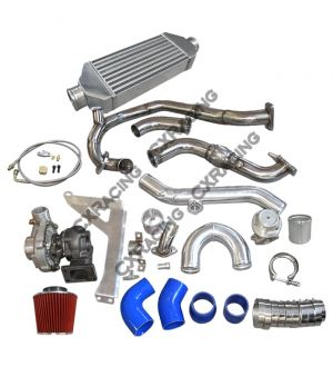 CX Racing Turbo Intercooler Piping Wastegate BOV Kit for 76-86 Jeep CJ 7 5 6 8 4.2L AMC