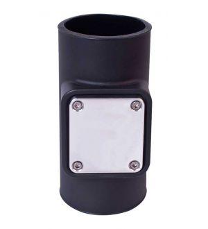 AIRAID Universal Tube w/Maf Plate TUBE; MAF 3