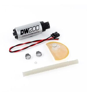DeatschWerks  DW200 series, 255lph in-tank fuel pump w/ install kit for Nissan 370z 2009-2015, and Infiniti G37 2008-2014 - 9-201-1020