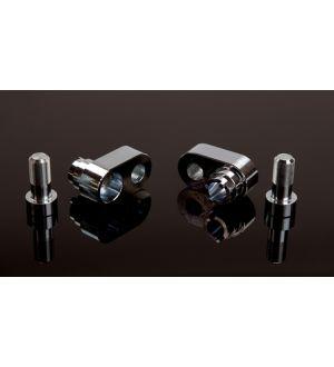 Voodoo13 370z Offset Steering Rack Extenders