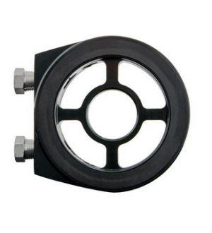 Glowshift Oil Filter Sandwich Adapter - 18mm 1.5 Thread