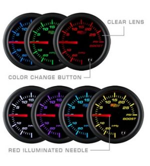 Glowshift Black 7 Color 3 3/4