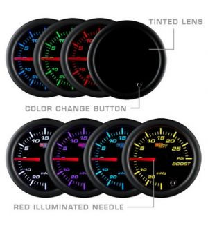 Glowshift Tinted 7 Color 3 3/4