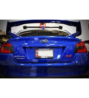IAG RockBlocker Smoke Reverse Light Overlay Film Kit for 2015 - 17 Subaru WRX & STI Sedan