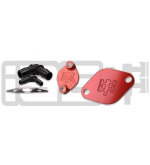 IAG Performance EGR Block Off Kit For 2015-17 Subaru WRX (Red Finish)
