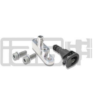 IAG FPR (Fuel Pressure Regulator) Adapter for 2008-14 Subaru WRX