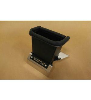 Subtle Solutions (02-07) Impreza - Chimney Duct w/ Heatshield (Black)