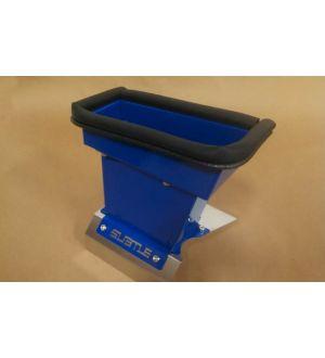 Subtle Solutions (02-07) Impreza - Chimney Duct w/ Heatshield (Blue)
