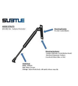 Subtle Solutions (98-02) Forester - Hood Struts