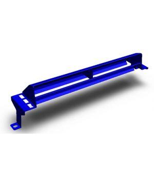 Subtle Solutions (08-15) Impreza (STI Only) - Intercooler Splitter (Blue)