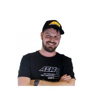 AEM Logo T-Shirt - Large