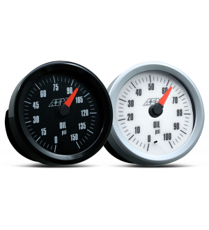 AEM Analog 100psi OiL/Fuel Pressure Gauge (US)