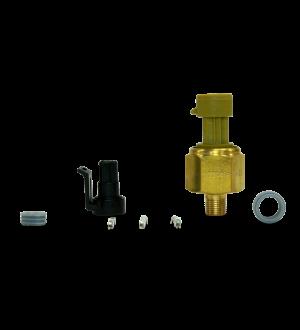 AEM 6.5 BAR MAP or 100 PSIA Brass Sensor Kit & Flying Lead