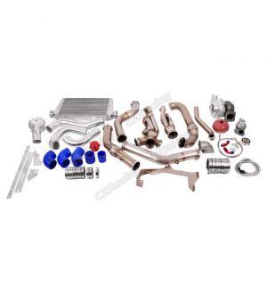 CX Racing Turbo Header and Intercooler Piping kit for 67-69 Camaro SBC Small Block