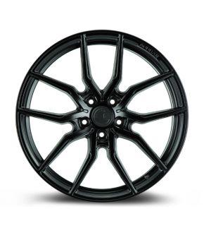 AODHAN WHEELS AFF1 Matte Black 20x10.5 5x120 - Hub Bore 72.6 Offset 35
