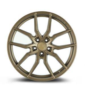 AODHAN WHEELS AFF1 Matte Bronze 20x9 5x120 - Hub Bore 72.6 Offset 30