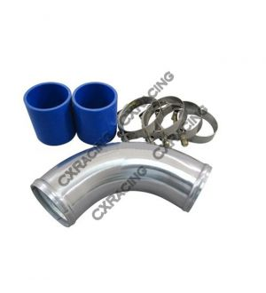 CX Racing 05-08 Audi A4 B7 2.0T turbo Air intake pipe 2.75