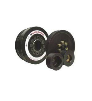 ATI Performance Products Conversion Kit - Alum - 10 & 4 Grv - LS1-2-3-6 & L76 - 97-13 - Y Body