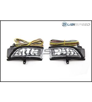 Avest Subaru Sequential Turn Signal Mirror Light - 2015+ WRX / 2015+ STI / 2014+ Forester / 2013+ Crosstrek