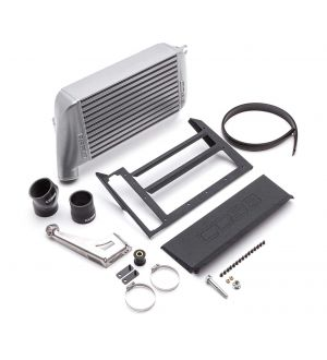 COBB TUNING TOP MOUNT INTERCOOLER KIT 2015-2018 Subaru WRX - Black