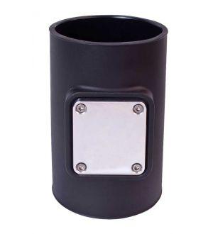 AIRAID Universal Tube w/Maf Plate TUBE; MAF 4