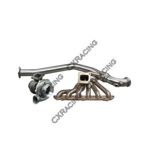 CX  Racing Turbo Thick Manifold 3