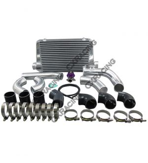 CX Racing Front Mount Intercooler + Piping Kit For 84-91 BMW 3-Series E30