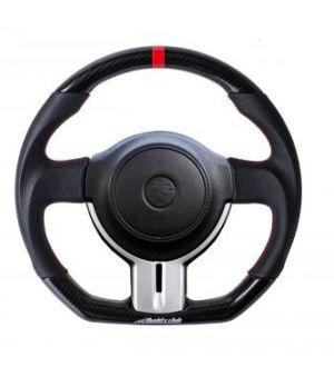 Buddy Club Racing Spec Steering Wheel (Carbon) - Scion FR-S 12-16