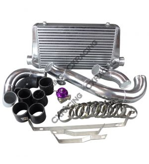 CX Racing Intercooler Piping BOV Kit For BMW E46 M52 Engine Turbo NA-T