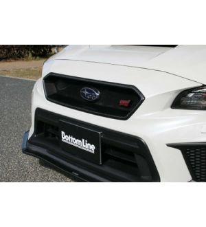 CHARGESPEED CARBON FIBER GRILLE WITH EMBLEM MOUNT