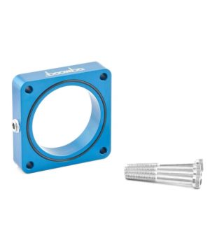 Boomba Racing Ford Fusion 2.0/2.3 Throttle Body Spacer-Blue