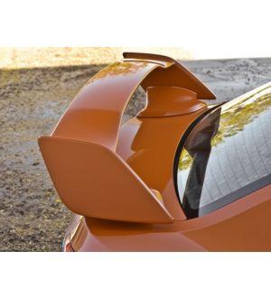 Ikon Motorsports 08-14 Subaru WRX 08-11 Impreza STI ST Style 4Dr Trunk Spoiler Wing (ABS)