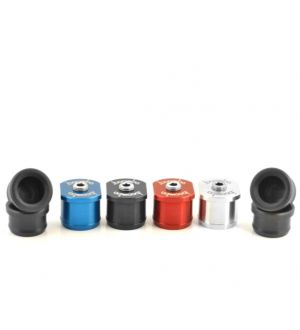 Boomba Racing Ford Fusion 2.0 Sound Symposer Delete - Red Anodize