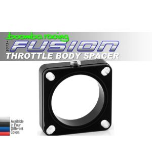 Boomba Racing Ford Fusion 1.5 Throttle Body Spacer - Black Anodize