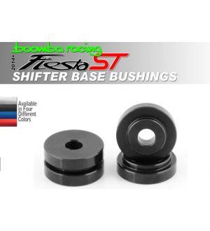 Boomba Racing Ford Fiesta ST Shifter Base Bushings - Natural Aluminum
