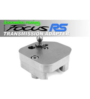 Boomba Racing Ford Focus RS Transmission Adapter Plate