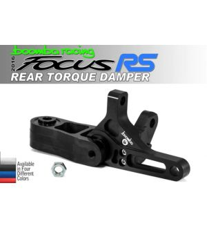 Boomba Racing Ford Focus RS Rear Motor Mount - Red Anodize