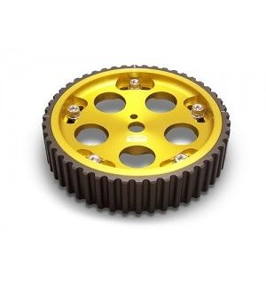 Blox Racing Adjustable Cam Gears for Mitsubishi Evolution VIII, IX (4G63T)