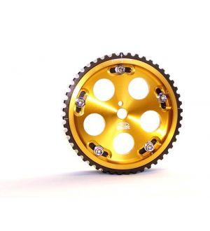 Blox Racing Adjustable Cam Gears for Mitsubishi Evolution VIII, IX (4G63T)