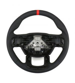 FactionFab Steering Wheel Leather F150/Raptor 2015+ - FFA1.10206.4