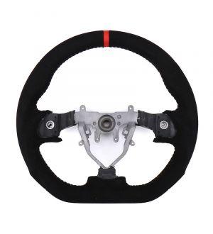 FactionFab Steering Wheel Suede WRX / STI 2008-2014 - FFA1.10205.1