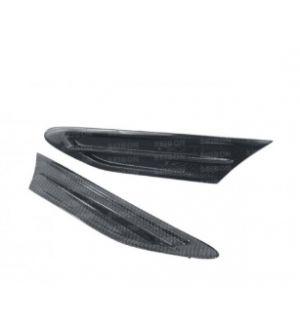 Seibon Carbon Fiber BR Style Fender Ducts