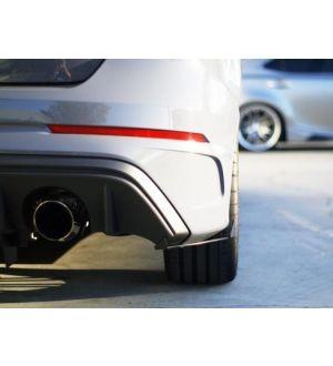Rally Innovations 2017+ Ford Focus RS Rear Splitter