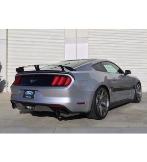 Rally Innovations 2015-2017 Ford Mustang Rear Splitter